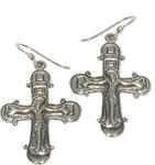 3005 - Silverörhängen Vallstena korset från Gotland