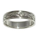 4006 - Silverring Keltisk