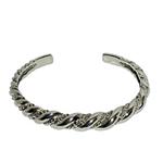 5005 - Silverarmband Stelt Vikingaarmband