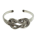 5006 - Silverarmband Tälgekvinnans