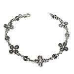 5008 - Silverarmband med Keltiskt motiv