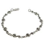 5009 - Silverarmband med Keltiskt motiv