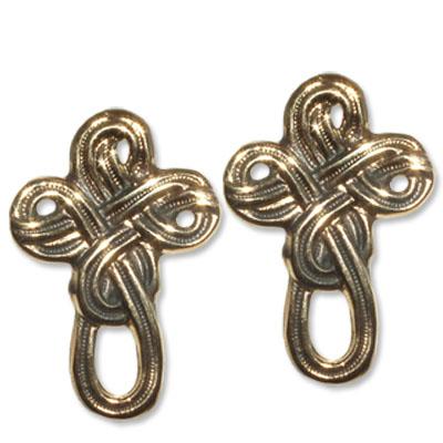 8006 - Bronsörhänge Keltiskt.