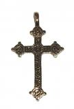 7306- Bronshänge Keltiskt kors.