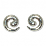3290- Silverörhänge Blanka mode